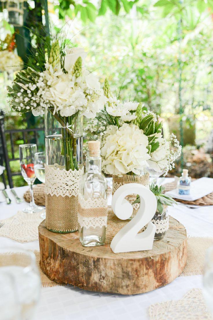 C mo decorar mesas plegables para eventos - Decorar tu boda ...
