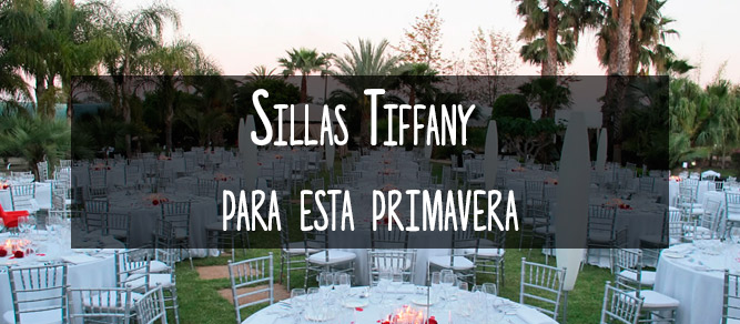 eventos sillas tiffany